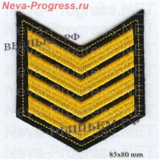 Patch at the years of service (gotowka) 4 four year of service (seniority)