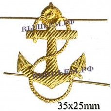 The anchor metal. 35 mm height corrugated.