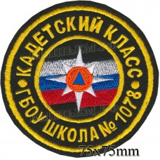 Chevron MOE Cadet class GBOU SHKOLA 1078