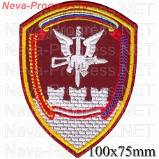 Patch military authorities of the special forces of the separate division of operational purpose to them. Dzerzhinsky VNG RF - 6