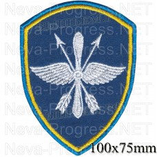 """Patch RF Aviation and aviation detachment of special purpose """"Hawk"""" VNG of the Russian Federation, who report directly to the Director of FS VNG RF – 9"""