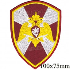 Patch (on left sleeve) the national Guard ( the National guard, Regardie ) RF (von MOSS, maroon, olive, or black)