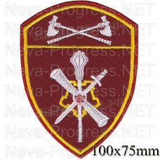 Patch management of THE Volga Federal district of National guard troops, Regardie, national guard RF (von MOSS, maroon, olive, or black)
