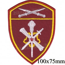 Patch management of THE North-Caucasian district troops of the National guard, Regardie, national guard RF (von MOSS, maroon, olive, or black)
