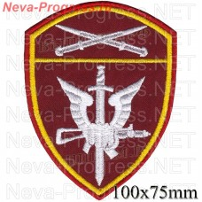 Patch (outdated, not in the order of 6) special forces, SWAT, SWAT, North-Caucasian district VNG, Regardie, national guard RF (von MOSS, maroon, olive, or black)
