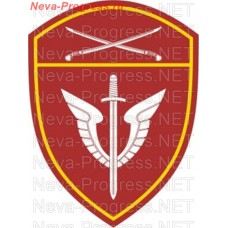 Patch - the insignia for the functional purpose of troops to mobile units of special purpose (OMON)of the southern district of national guard troops of the Russian Federation, Regardie, national guard RF (von MOSS, maroon, olive, or black)