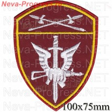Patch (outdated), not in the order of 6 special Forces, OMON, SOBR Ural district of National guard troops, Regardie, national guard RF (von MOSS, maroon, olive, or black)