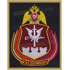 Painting with embroidery (frame) the controls forces SN the separate division of operative purpose to them. Dzerzhinsky VNG Russia