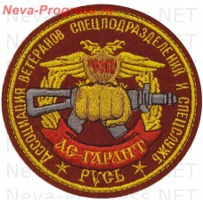Patch private security company (PSC) Avsis as-Garant
