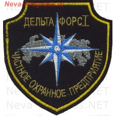Patch private security company (PSC) Delta Force 1