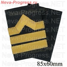 Fanspage (shoulder marks) civilian river transport and fishing fleet 8 category.( Navigator, 1st mate, the 1st mechanic, electro-mechanic) Price per pair.