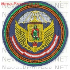 Patch the Ryazan higher airborne command school (military Institute) (WDCW) name Margelov.