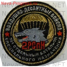 Patch 2 company 901-th separate landing-assault battalion of a special purpose 45-th guards. OPSN AIRBORNE