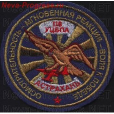 Patch 116th Center for combat use of aircraft
