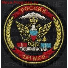Patch 191 individual SMEs of Tajikistan (Kurgan-Tyube)