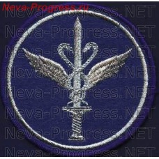 Patch Central military aviation hospital №7