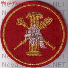 Нашивка Армии России  CUVR  образца до 2012 года