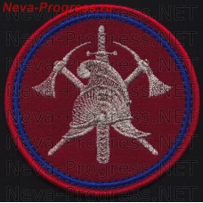Patch Fire service, armed forces