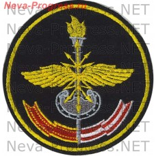 Patch Military Academy of communications named after Budenny