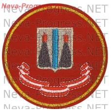 Нашивка Дальневосточного военного округа
