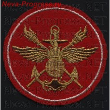 Patch of the Military Inspectorate of the Ministry of defense of Russia of 2005