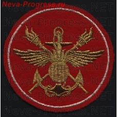 Нашивка Военная инспекция Минобороны России образца 2005 года