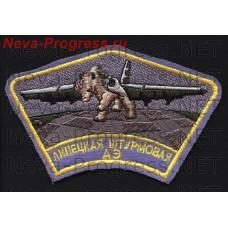 Patch Assault AE Lipetsk Center