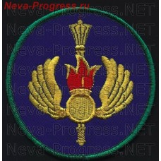 The patch of the airborne troops Command