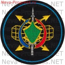 Нашивка Армии России  ПБУ оразца до 2012 года