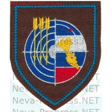 "Patch testing ground of the Space forces Russian space forces ""Kura"" Kamchatka p. Keys"