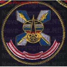 Нашивка Военно-космической академии имени А.Ф.Можайского