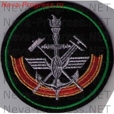 Patch Military transport University of Railway troops (metanite)