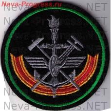 Нашивка Военно-транспортный университет Железнодорожных войск