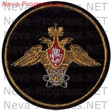 Нашивка Армии России  yo  образца до 2012 года