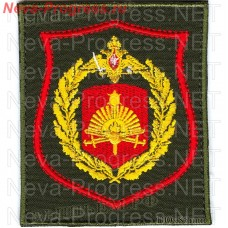 Patch 5th red banner combined-arms army of the Eastern district (olive background)