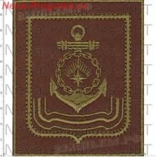Нашивка Северный Флот на полевую форму