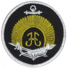 Patch Nakhimov naval school (St. Petersburg)