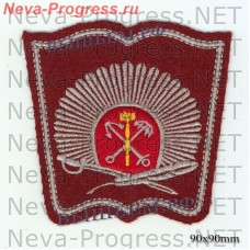 Stripe the St. Petersburg Military Cadet Corps option 2